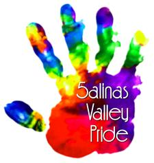 Salinas Valley Pride Celebrations logo