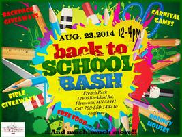 Thy Word's Back to School Bash