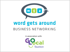Word Gets Around Business Networking 16th October