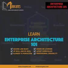 Enterprise Architecture 101_ 4 Days Virtual Live Training in Leeds