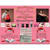 Erotique & Romantic Boutique Company Launch