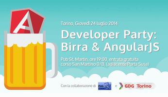 DevParty: AngularJS