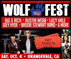 WOLF FEST 2014 - Featuring Big & Rich