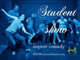 Improv Comedy: CAN Film Festival + Polyglot &...