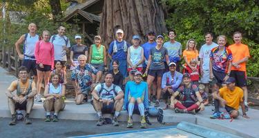 Stevens Creek Striders — Annual Clambake Run