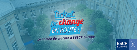 Ticket for Change : En route !