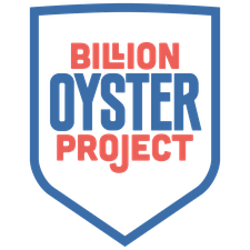 Billion Oyster Project logo