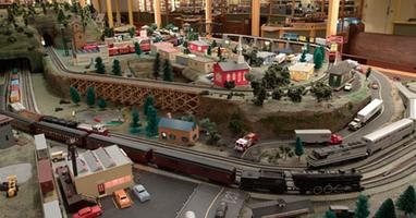 Train Exhibit & Storytime (Free)