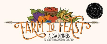 Farm to Feast Dinner at The Edgewater Supper Club
