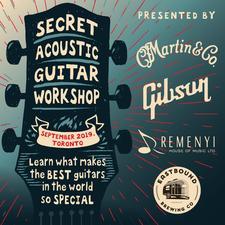 Secret Guitar Workshop logo