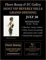 VIP Beverly Hills Grand Opening