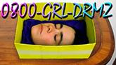 0800 DRM GIRLZ