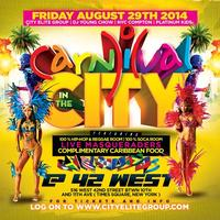 Labor Day Weekend: Carnival In The City At 42 West