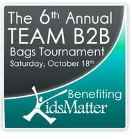 2014 Team B2B KidsMatter Bags Tournament Sponsorships