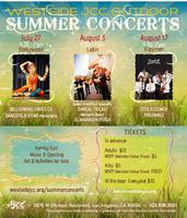 Westside JCC Summer Concerts - Latin Night