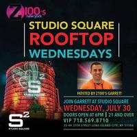 Studio Square Rooftop Wednesday Hosted By Z100's...