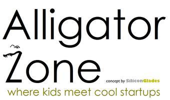 Alligator Zone - Sunnyvale Public Library, Sunnyvale...