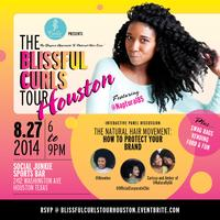 "CURLS Presents ""The Blissful Curls Tour"" Houston..."