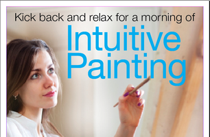 Intuitive Painting and Writing