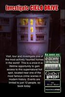 The Oman House Ghost Investigation/Tour Sunday August...