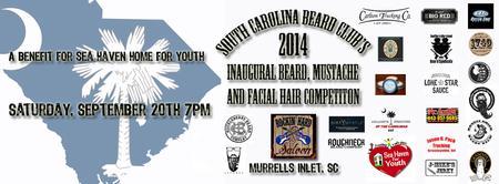 SC Beard Club's Inaugural Beard, Mustache and Facial...