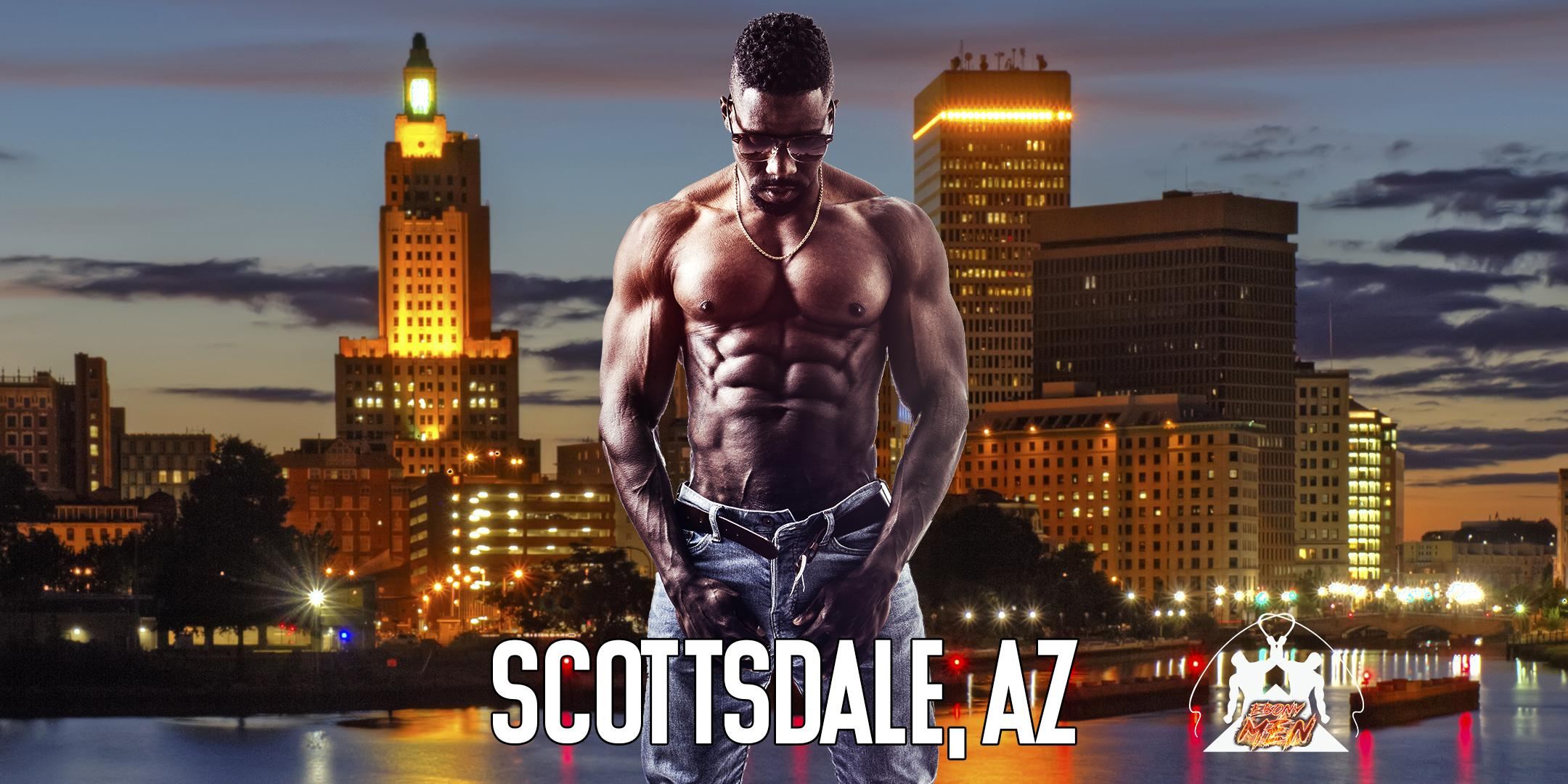 Ebony Men Black Male Revue Strip Clubs & Black Male Strippers Mesa, AZ 8-10 PM