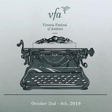 Victoria Festival of Authors logo
