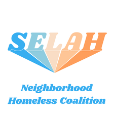 SELAH Neighborhood Homeless Coalition logo