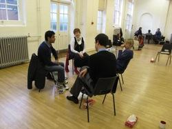 New! Storytelling Master Class (February-April) 2013