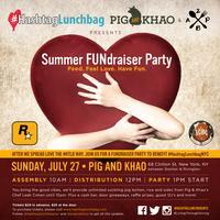 #HashtagLunchbag x Pig & Khao x A2P2B Summer...