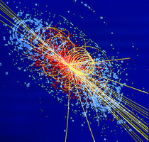 A particle physics evening