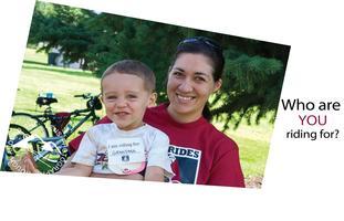 Utah Rides For Cancer 2014
