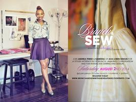 Brunch and Sew with Andrea Fenise