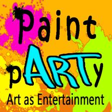 Paint pARTy Gift Certificates logo