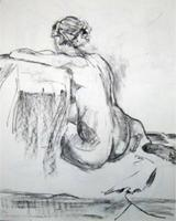 """DIRECTORS GUILD'S GALLERY 800 """"TUESDAY DRAWING"""" ART..."""