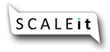 SCALEit, Innovation House Norway and Rocketspace logo