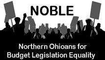 Northern Ohioans for Budget Legislative Equality Platfo...