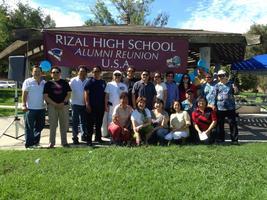 SO CAL RIZAL HIGH SCHOOL ANNUAL ALUMNI REUNION
