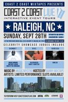 Coast 2 Coast LIVE | Raleigh, NC Edition 9/28/14