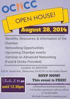 OCHCC August Open House