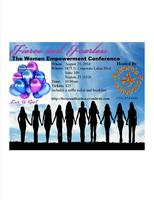 Fierce and Fearless Empowerment Conference