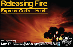 Releasing Fire Prophetic Training | One-Day Worskshop