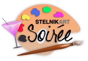Painting Party with StelnikArt Soirée Tuesdays from...