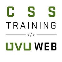 CSS Basics Training - August 13