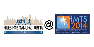 Miles for Manufacturing 5K Run/Walk at IMTS 2014
