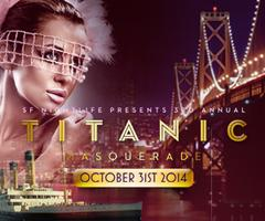 Titanic Masquerade   Halloween Party Cruise