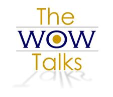 The WOW Talks logo