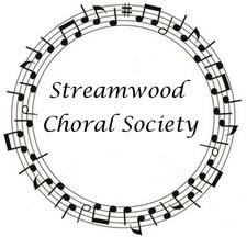 Streamwood Choral Society logo