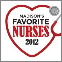 Madison's Favorite Nurses Recognition Dinner