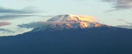 Climbing Mount Kilimanjaro - Information session